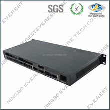 OEM 19 Inch Network Security Firewall Case 1U