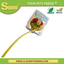 Fashion design toys 38cm PP dog toys ball throw for small animals