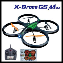 2.4G 4CH 6 axis gyro rc UFO toys drone with Electronic compass technology
