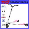 Stronger iron with 2mm thick dirt scooter