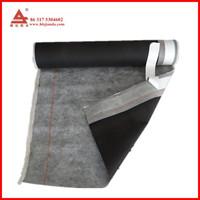 Construction materials asphalt roll roofing underlayment felt