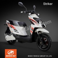 Striker EEC electric scooter 60V1500W motor electric motocycle