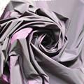 75d negro de seda tela de la memoria