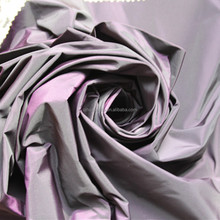 75D black silk memory fabric