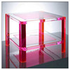 china manufacture lucite perspex acrylic table