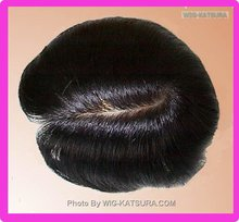 top quality natural hair wig for men price