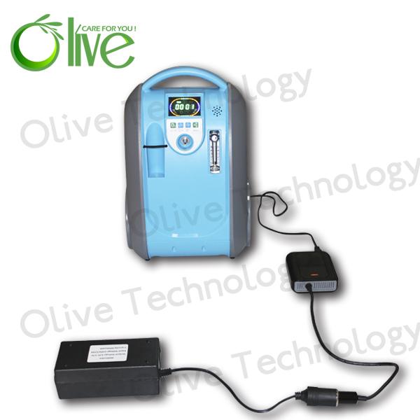 batterie portable concentrateur d 39 oxyg ne quipements. Black Bedroom Furniture Sets. Home Design Ideas