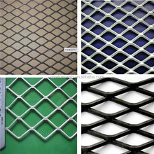 Export Dull Polish Expanded Metal Mesh/factory
