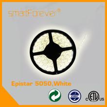 Waterproof 300LEDs 16.4ft 5050 ETL LED 12V Tape Light