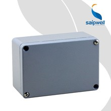 Saipwell IP66 Enclosure Hot Sale Waterproof Aluminum Project Box for Project