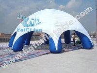 Customized inflatable tent china inflatable car cover for sell