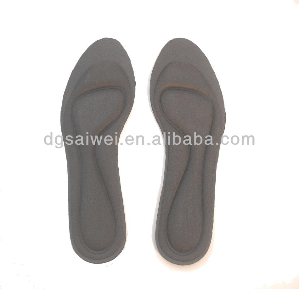 sw702 custom memory foam shoe insoles cushion slippers