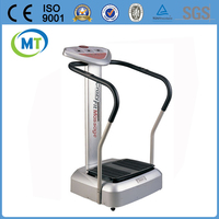 Fitness Club Equipment Gym whole body vibration machine Crazy Fit Massager