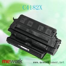 For HP 8150/8150dn/8100 empty toner C4182X copier toner cartridge