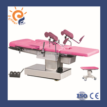 Electrical gynaecological examination bed FD-4