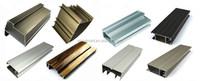super surfacely treatable aluminium profile machine folding elevator door