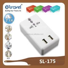 cheap sell universal 3.1A travel plug adapter walmart