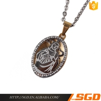 Hot New Products High-End Handmade Glassic Nice Design Photo Pendant