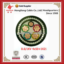 Factory Direct Sale Low Voltage Flexible Armored Cable