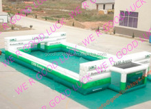 inflatable soccer field / inflatable football pitch /inflatable football field