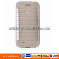 Clear skin case for Samsung galaxy S4