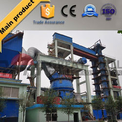 Cement and Coal Grinding Vertical Roller Mill