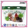 plastic handle fresh vegetable packaging bag
