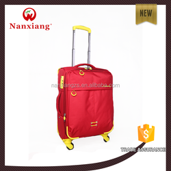 360 degree wheel colorful president luggage