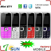 2015 new products small size mobile phones
