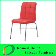 Promotion new Modern Leather Dinner Chair