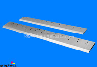 Paper Cutting Knives with hole---Polar 82 of standard steel