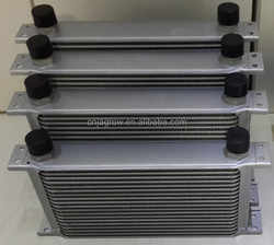 Car racing or tunning Oil Cooler