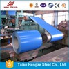Acolorized galvanized steel coil two sides painted