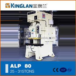 Steel Frame Factory Machine Punch Press