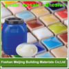 5% discount good sale swimming pool tile adhesive back of mosaic manufacturer