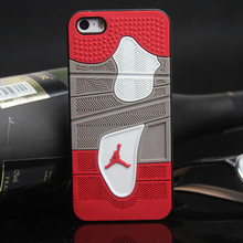 2014 wholesale New arrival Michael Jordan shoes phone cases for cell phone