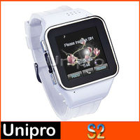 latest wrist S2 android ios Touch Screen smart watch phone