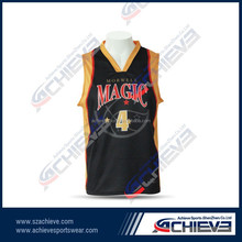 Custom team basketball shooting wear