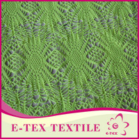 Textile fabrics supplier Latest design Custom Dress best selling knitting jacquard fabric