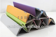Manufacturer Magnetic Folding Smart Cover for iPad 5 for iPad Air