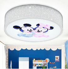 Lovely Children room ceiling lamp with different size led ceiling light for baby room acrylic light