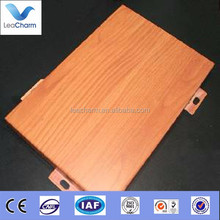 Water proof decorative exterior metal wall siding panel