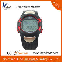 PC2008 supply wrist pulse pedometer watch timer