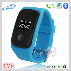 Hot SOS GPS baby security smart watch cell phones direct from china