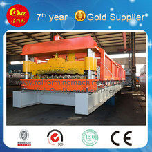 double layer prefabricated houses concrete wall panel production line/machine