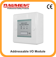 Addressable Single input/output Module with high immunity