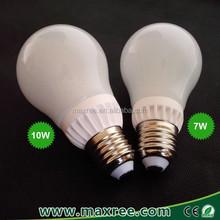 NEW Arrival ! SMD led globe light bulbs Ceramic A65 10W E27 LED bulb,unique designed smd e27 led bulb,e27 led light bulb