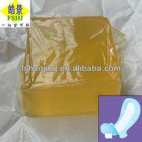 Hot Melt Application Glue For Sanitary Pad