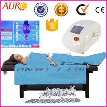 Au-6809 New products infrared pressotherapy fat loss instrument for sale