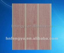 Hot stamping 595*595*7 PVC ceiling, 60*60 PVC panel